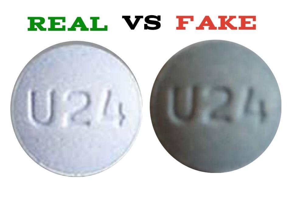 Fake U24 Blue Pill