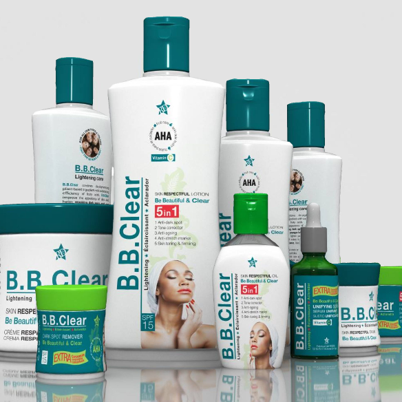 Does BB Clear Lotion Contain Hydroquinone