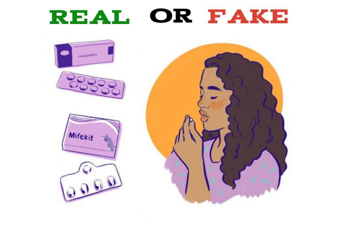Fake Abortion Pills