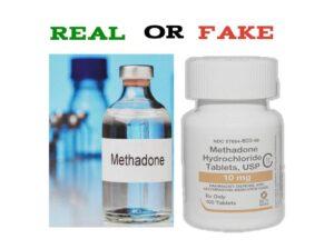 Fake Methadone Liquid and Pills