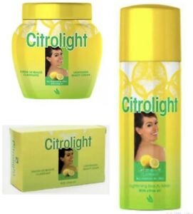 Does Citrolight Contain Hydroquinone