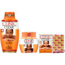 Does Clinic Clear Contain Hydroquinone