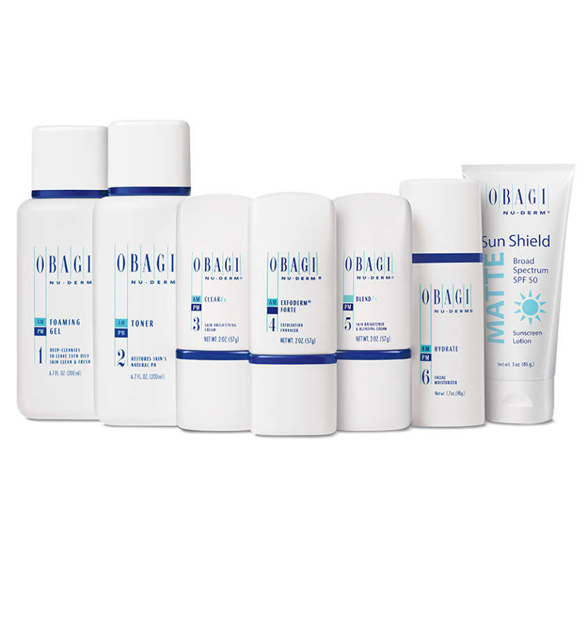 Does Obagi Products Contain Hydroquinone