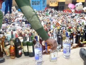 How to Spot Fake Alcohol