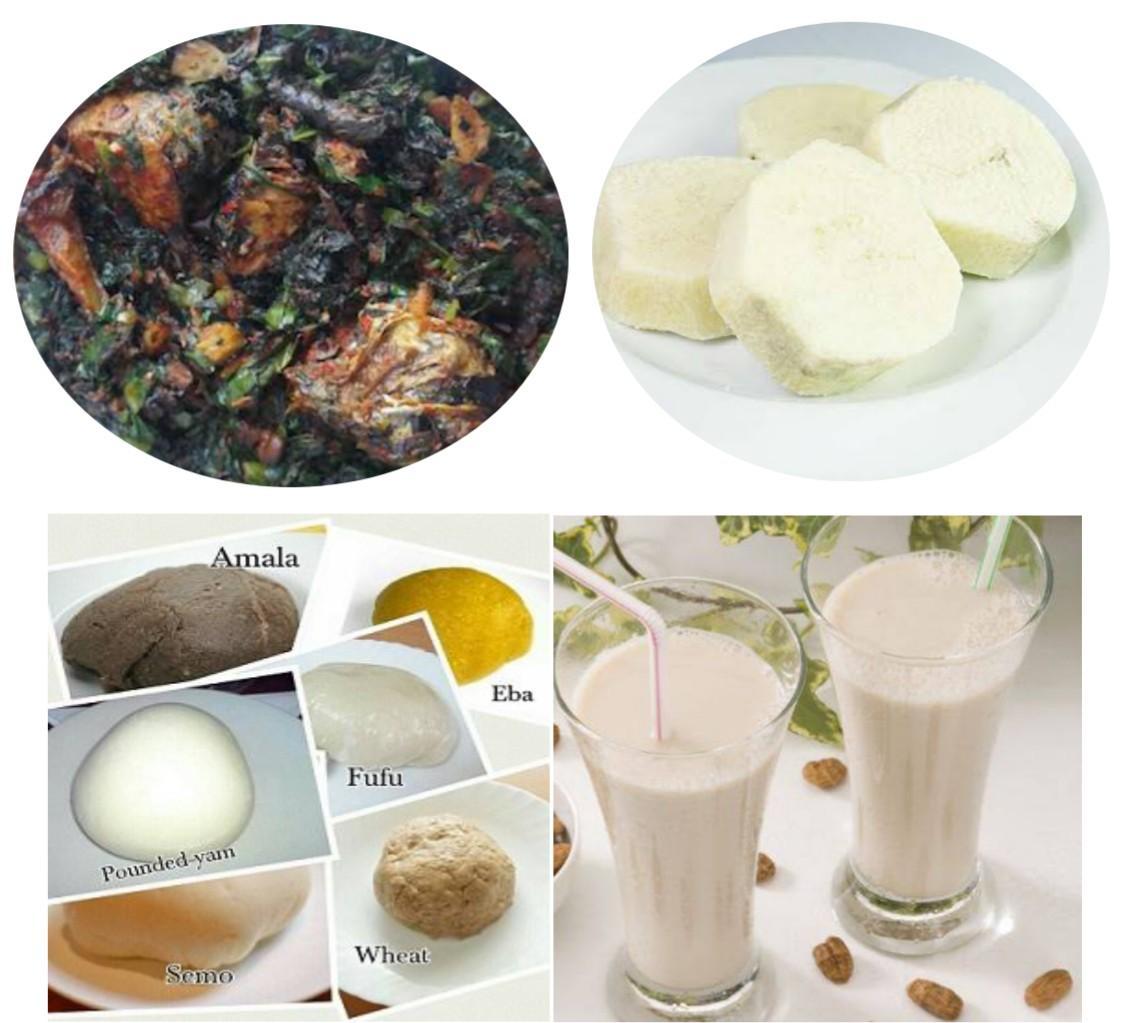 List Of Nigerian Foods Rich In Fibre