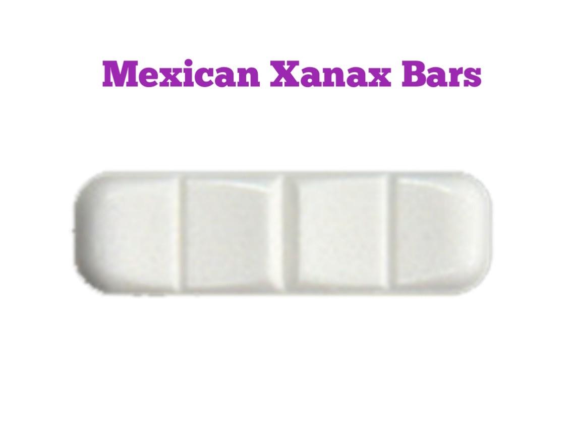 Mexican Xanax Bars
