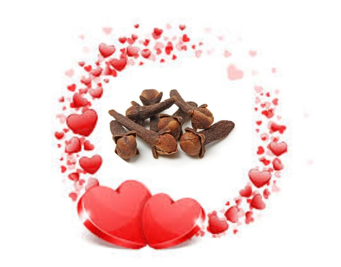 benefits of cloves sexually