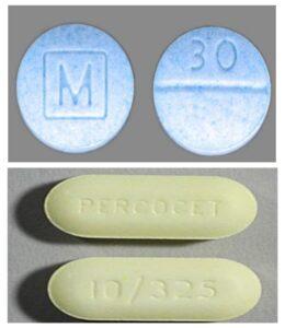 percocet 30 mg