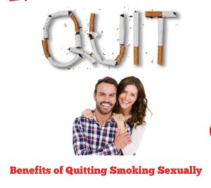 Benefits of Quitting Smoking Sexually