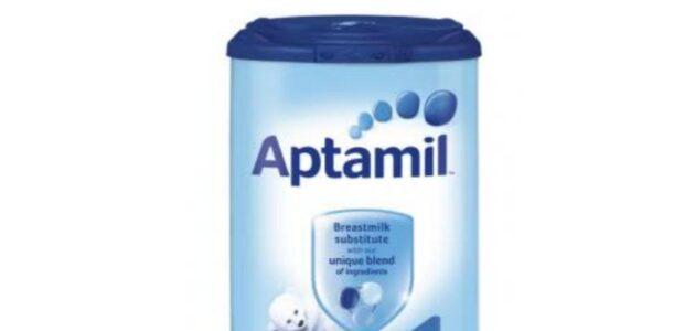 Fake Aptamil Infant Formula