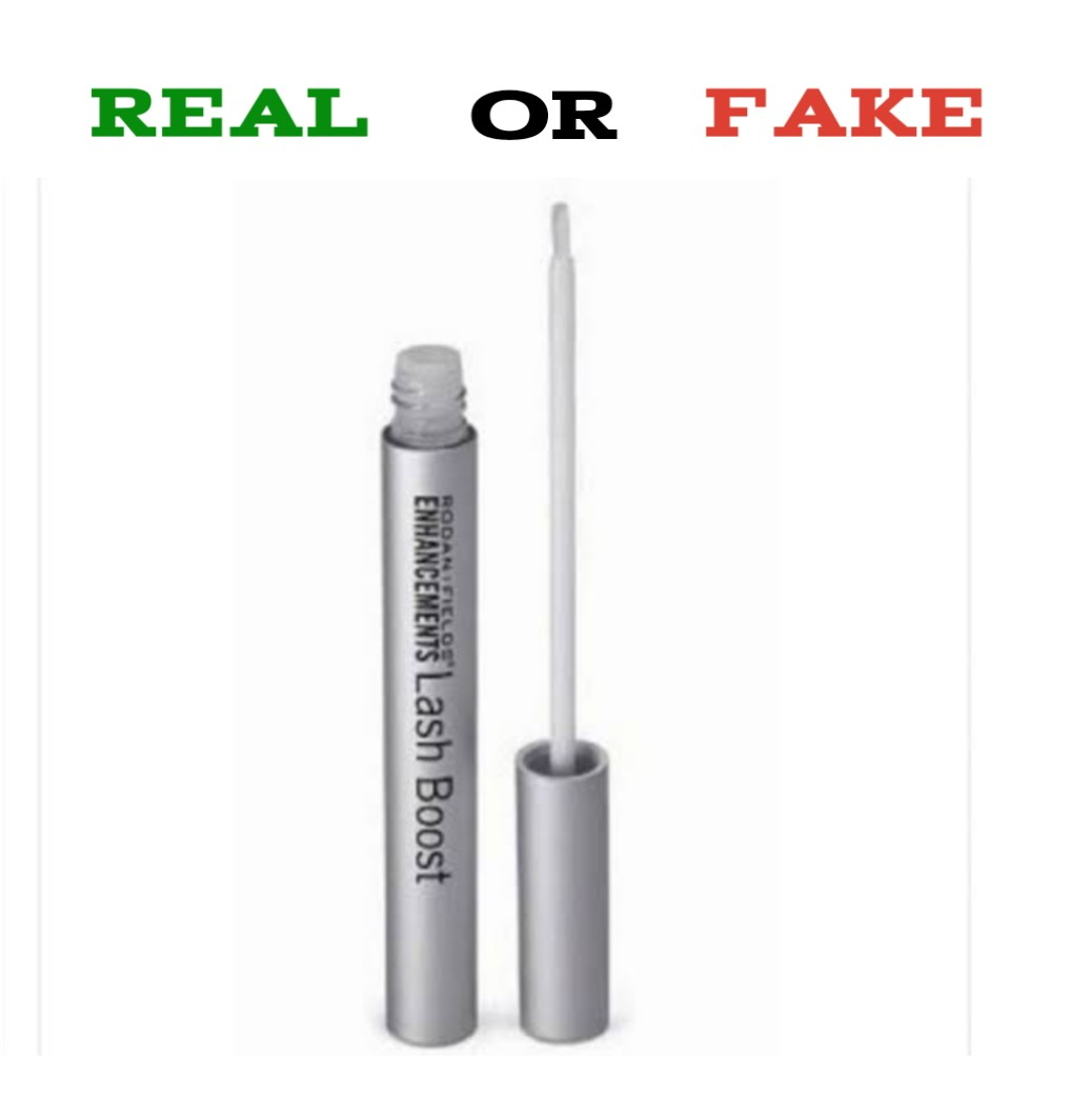 How To Spot Fake Rodan And Fields Lash Boost
