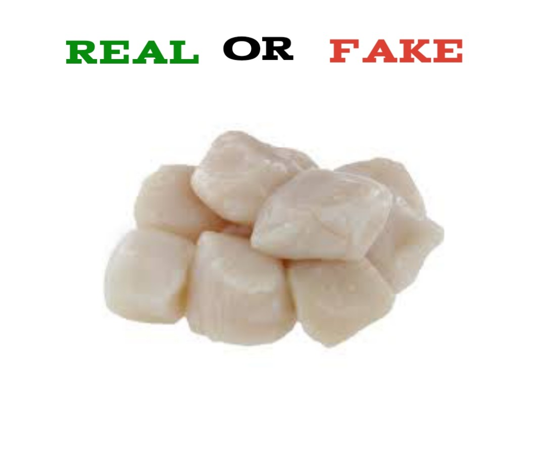 How to Identify Fake Scallops