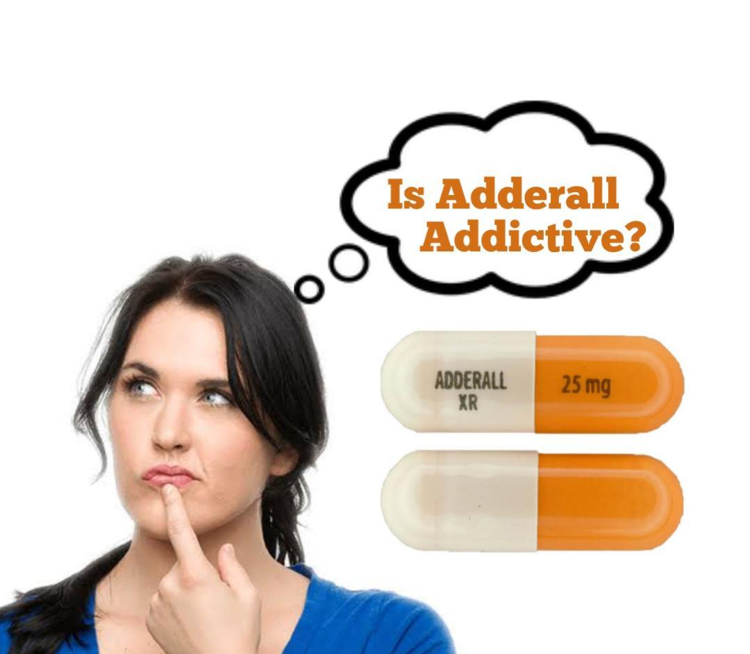 Is Adderall Addictive