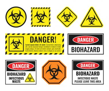 Biohazard Signs And Meanings
