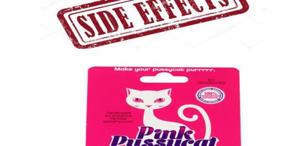 pink pussycat side effects