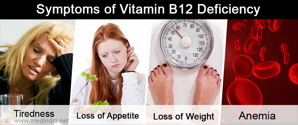 How Long To Recover From Vitamin B12 Deficiency