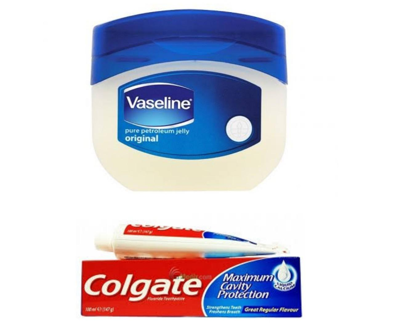 Vaseline And Toothpaste For Bigger Buttocks